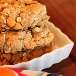 Picture of Salted Oatmeal Butterscotch Cookies