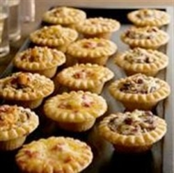 Picture of Brie and Walnut Tartlets