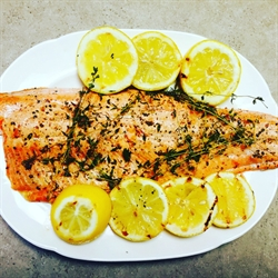 Picture of Lemon Herb Salmon