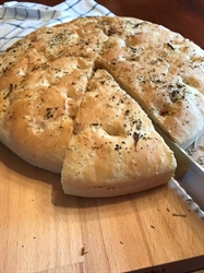 Picture of Quick and Easy Focaccia by Barbara Candee