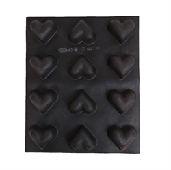 Picture of DEEP HEART TRAY (12) FLEXIPAN®