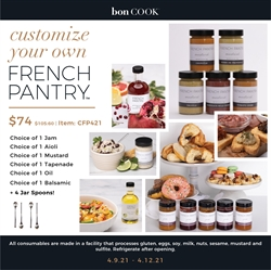 Picture of Customize Your French Pantry