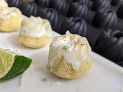 Picture of Mini Key Lime Coconut Cakes